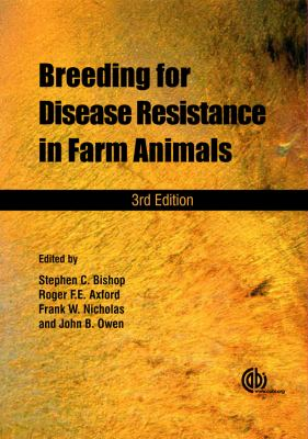 Breeding for Disease Resistance in Farm Animals 9781845935559