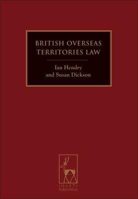 British Overseas Territories Law 9781849460194