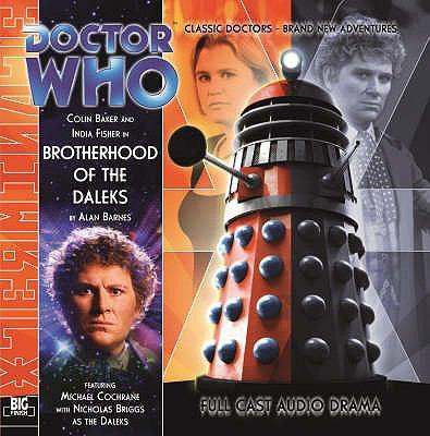 Brotherhood of the Daleks 9781844353231
