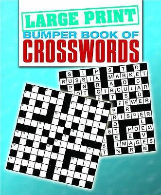Bumper Book of Crosswords 9781841938998