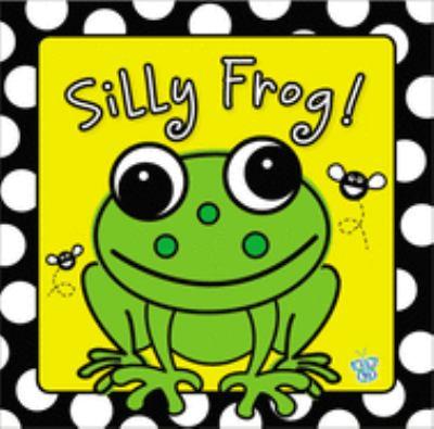 Silly Frog Bath Book 9781848796096