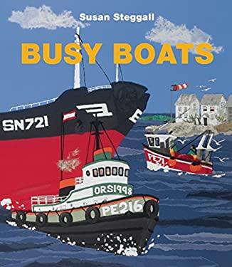Busy Boats 9781847800749