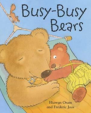 Busy-Busy Bears 9781842702451