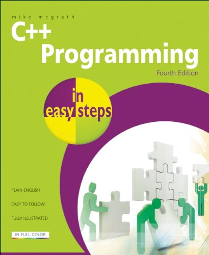 C++ Programming in Easy Steps 9781840784329