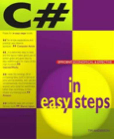 C# in Easy Steps 9781840781502