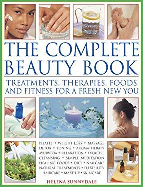 COMPLETE BEAUTY BOOK 9781844775309