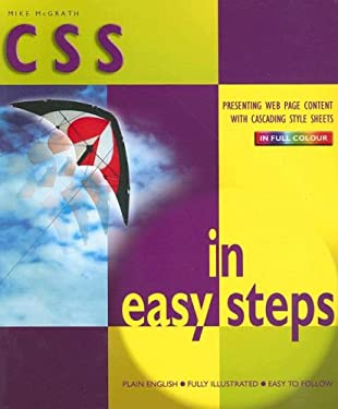 CSS in Easy Steps 9781840783018