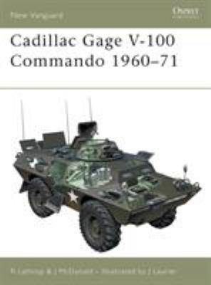Cadillac Gage V-100 Commando 1960-71 9781841764153