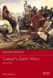 Caesar's Gallic Wars: 58-50 BC