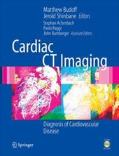 Cardiac CT Imaging: Diagnosis of Cardiovascular Disease [With CDROM]