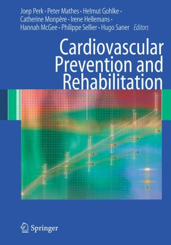 Cardiovascular Prevention and Rehabilitation 9781846289934