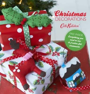 Cath Kidston Christmas Decorations Book 9781849491822