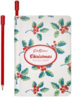 Cath Kidston Christmas to Do Diary