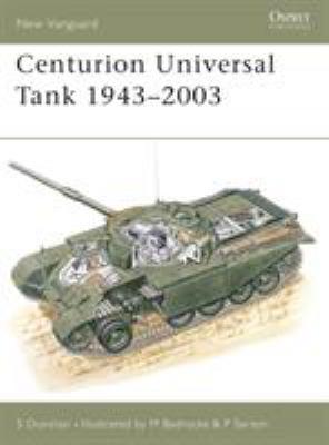 Centurion Universal Tank 1943-2003 9781841763873