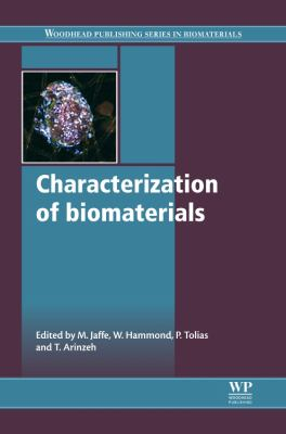 Characterization of Biomaterials 9781845698102