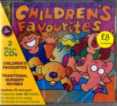 Children's Favourites - Traditional Nursery Rhymes 9781847334930