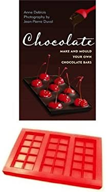 Chocolate: Make and Mould Your Own Chocolate Bars [With Chocolate Mould] 9781849340403