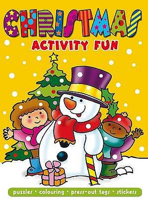 Christmas Activity Fun 9781845318864
