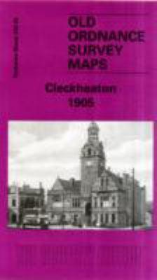 Cleckheaton 1905: Yorkshire Sheet 232.05 9781841514840