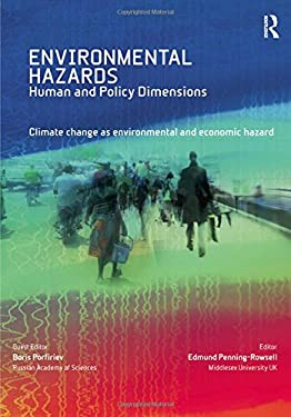 Climate Change as Environmental and Economic Hazard 9781849710893