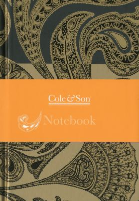 Cole & Son Classix--Notebook