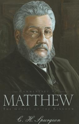 Commentary on Matthew: The Gospel of the Kingdom 9781848710856