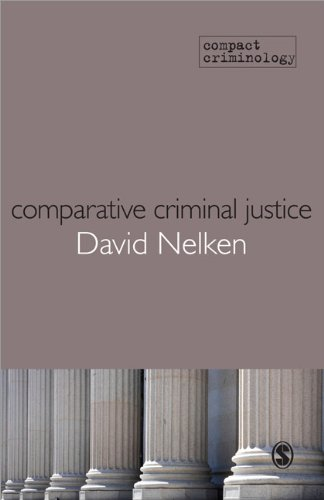 Comparative Criminal Justice: Making Sense of Difference 9781847879370
