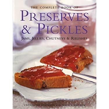 Complete Book Preserves & Pickle