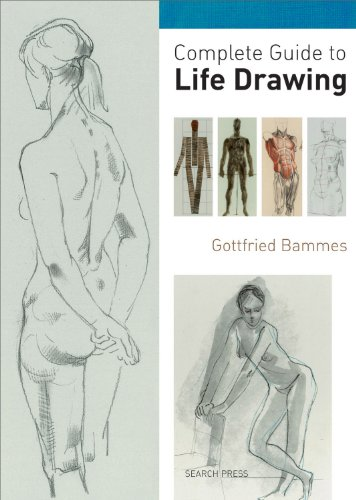 Complete Guide to Life Drawing 9781844486908