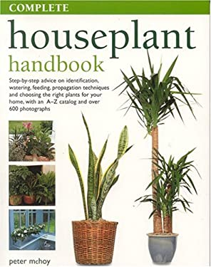 Complete Houseplant Handbook 9781844760800