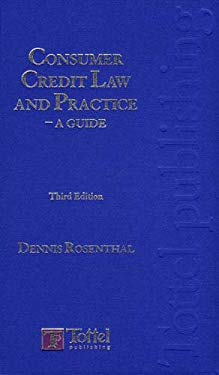 Consumer Credit Law and Practice: A Guide 9781847662507