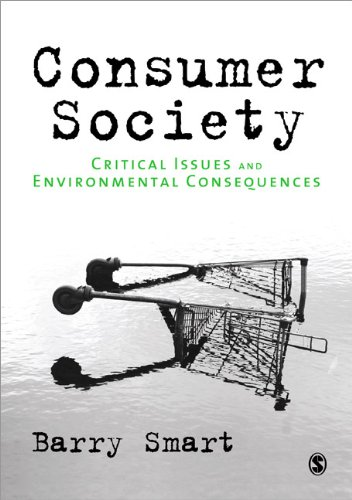 Consumer Society: Critical Issues and Environmental Consequences 9781847870506
