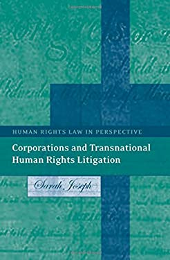 Corporations and Transnational Human Rights Litigation 9781841134574