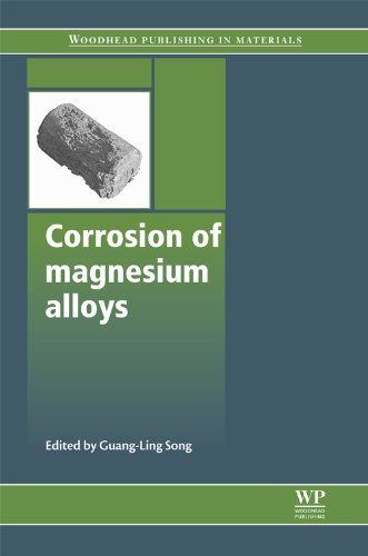 Corrosion of Magnesium Alloys 9781845697082