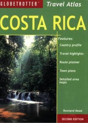 Costa Rica Travel Atlas 9781847733566