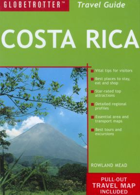 Costa Rica Travel Pack 9781845378769