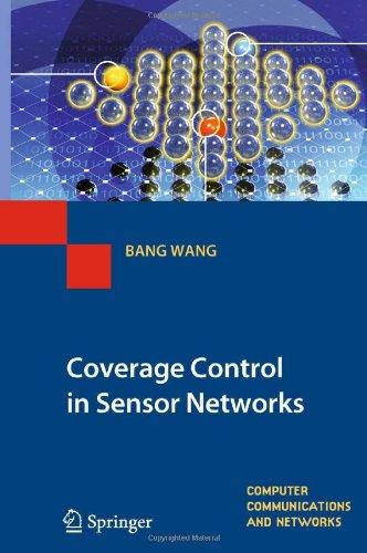 Coverage Control in Sensor Networks 9781849960588