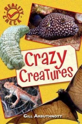 Crazy Creatures 9781842994573