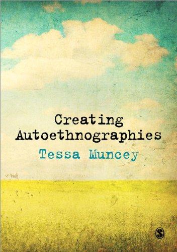 Creating Autoethnographies 9781847874733