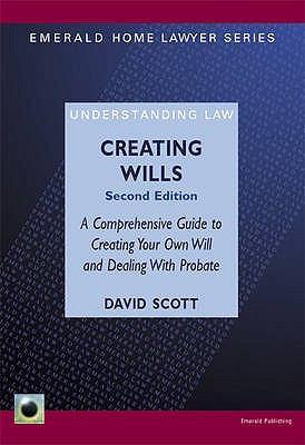 Creating Wills 9781847160362
