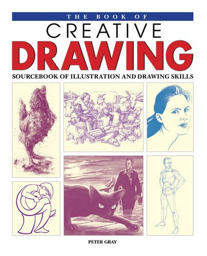 Creative Drawing & Illustration: A Sourcebook of Inspirational Drawing Skills 9781848378421