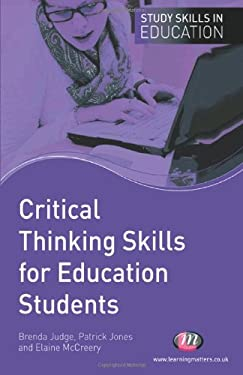 critical thinking for a successful student Strategies for retention: building critical thinking skills for student success  critical thinking is enhanced when students are able to discuss the pros and cons .