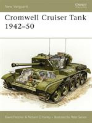 Cromwell Cruiser Tank 1942-50 9781841768144