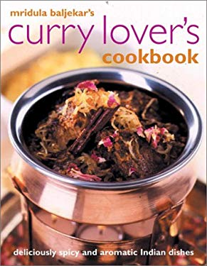 Curry Lover's Cookbook 9781842157992