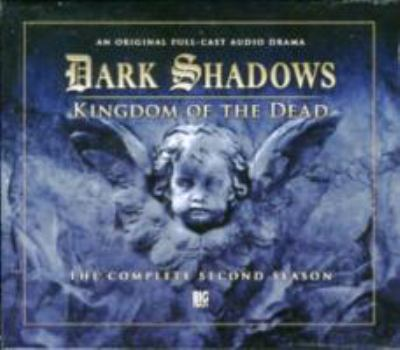DARK SHADOWS KINGDOM OF THE DEAD CD 9781844355167