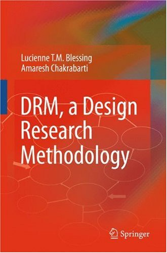 DRM, a Design Research Methodology 9781848825864