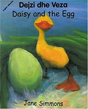 Daisy and the Egg (Albanian-English) 9781840591729