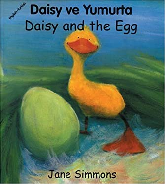 Daisy and the Egg (Turkish-English) 9781840591743