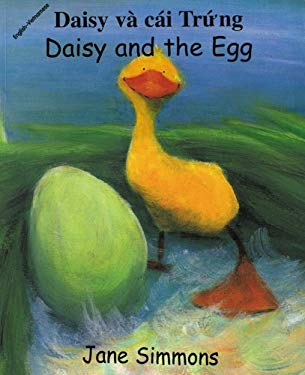 Daisy and the Egg (Vietnamese-English)