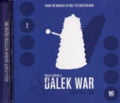 Dalek War: Chapter Two 9781844350193